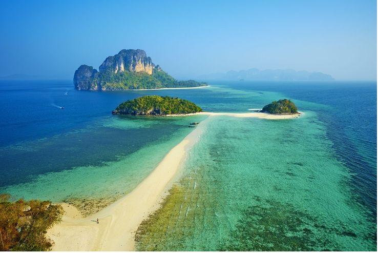 Krabi 5 islas